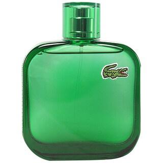 Lacoste Eau De Lacoste L.12.12 Green Men's 3.3-ounce Eau de Toilette Spray (Tester)