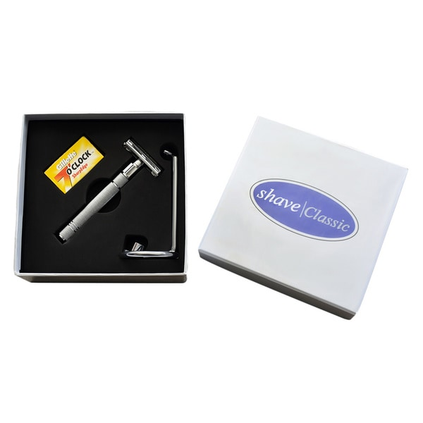 Shave Classic Butterfly Razor with Stand Kit