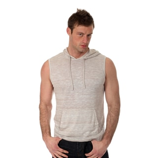 Something Strong Men's Sleeveless Hoodie