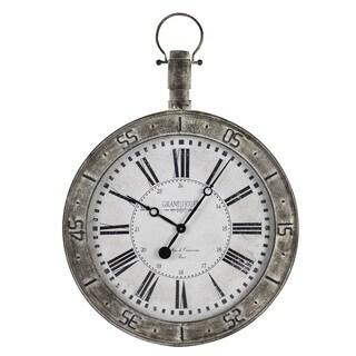 Cooper Classics Donna Metal Clock