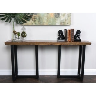 Kosas Kinda Reclaimed Wood Console Table