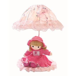 Lite Source Baby Doll 1-light Table Lamp