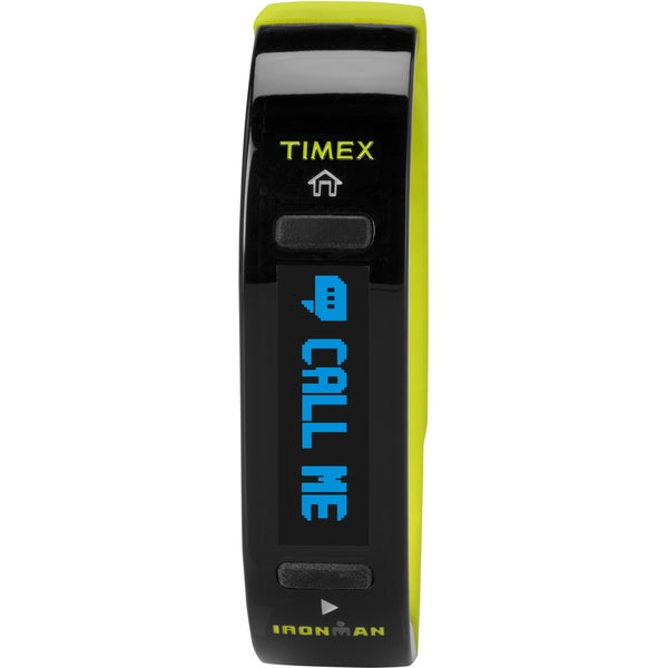 Timex Ironman Move Activity Tracker Watch, Full Size, Lime Green