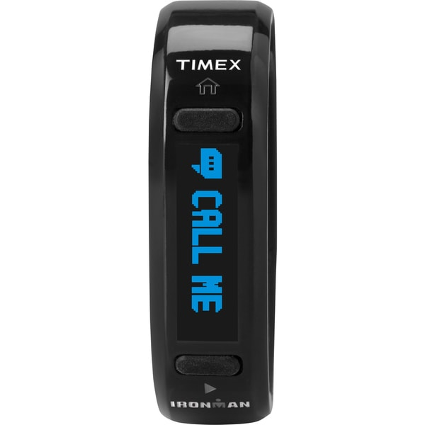 Timex Ironman Move Activity Tracker Black Mid-sized Watch