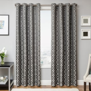 Everest Grommet Top Curtain Panel
