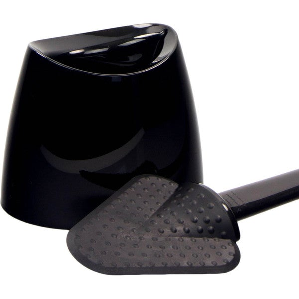 WC Wunder Antimicrobial Bristleless Brush with Holder