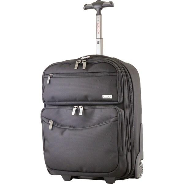 """Codi Urban Travel/Luggage Case (Roller) for 17"""", Travel Essential - B"""