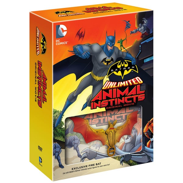 Batman Unlimited: Animal Instincts (DVD) 14928793