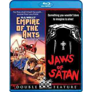 Empire Of The Ants/Jaws Of Satan (Blu-ray Disc) 14928801