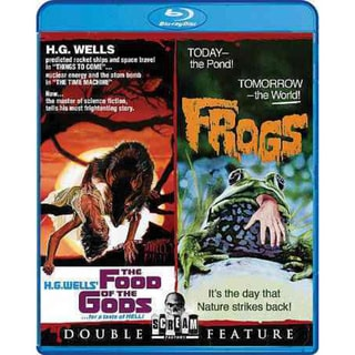 The Food Of The Gods/Frogs (Blu-ray Disc) 14928802