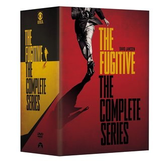 The Fugitive: The Complete Series (DVD)