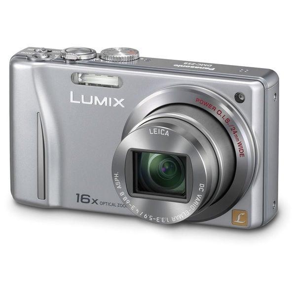 Panasonic ZS8 Digital Camera Manufacturer Refurbished