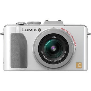 Panasonic LX5 Digital Camera Manufacturer Refurbished