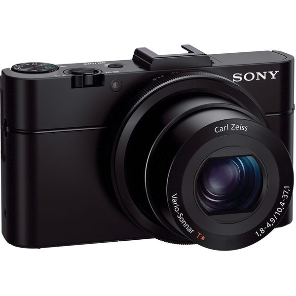 Sony RX100 II Digital Camera Manufacturer Refurbished
