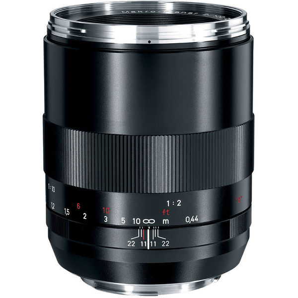 Zeiss Makro-Planar T* 100mm f/2 ZE Lens for Canon EF Mount EOS DSLR Cameras