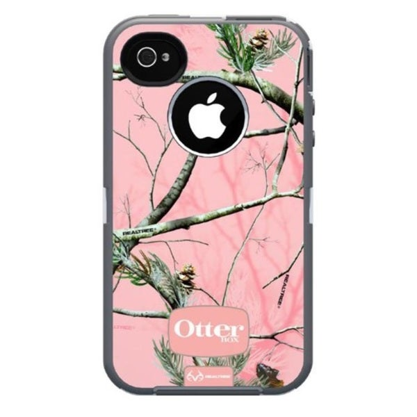 OtterBox Defender Series Protective Case for iPhone 4/4s