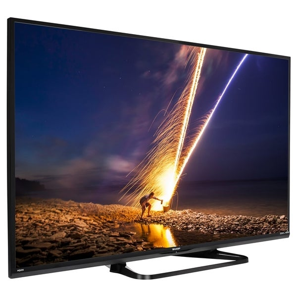 "Sharp AQUOS LE653 LC-40LE653U 40"" 1080p LED-LCD TV - 16:9 - HDTV 1080"