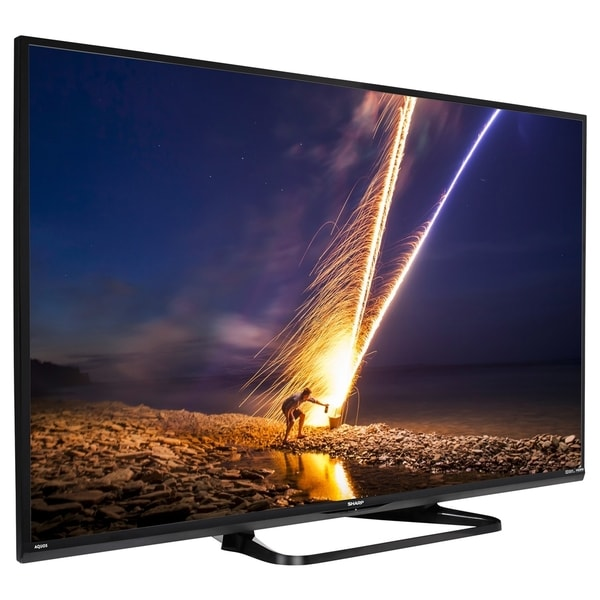 "Sharp AQUOS LC-55LE653U 55"" 1080p LED-LCD TV - 16:9 - HDTV 1080p"