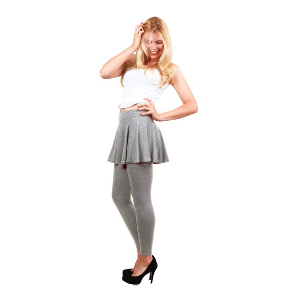 Le Nom Pleated Skirt Leggings