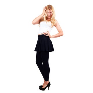 Le Nom Pleated Skirt Leggings