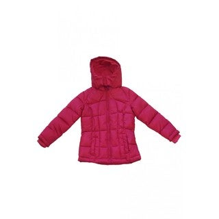 Girls' Fuchsia Winter Jacket (4-6x)