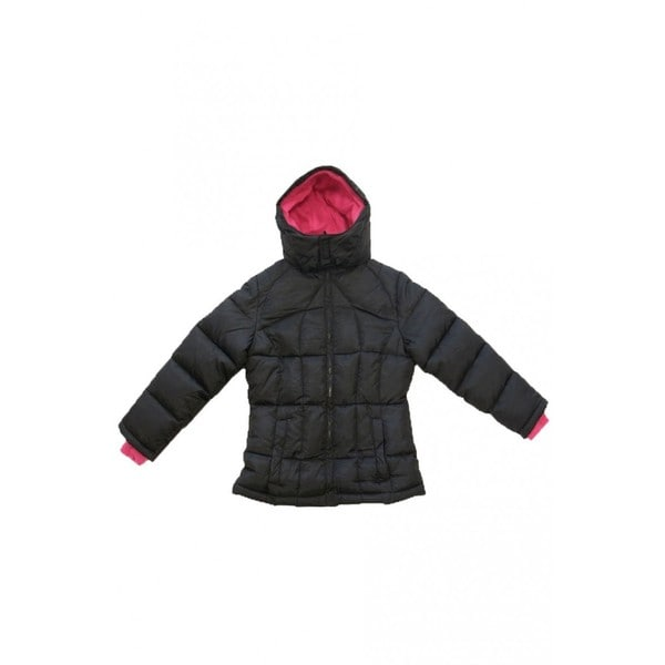 Girls' Winter Hooded Jacket (4-6x)