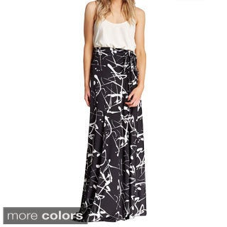 Von Ronen New York Women's Zenya Convertible Maxi Wrap Skirt