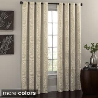 Zahara Grommet Curtain Panel
