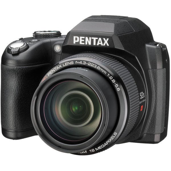 Pentax XG-1 16MP Black Digital Camera