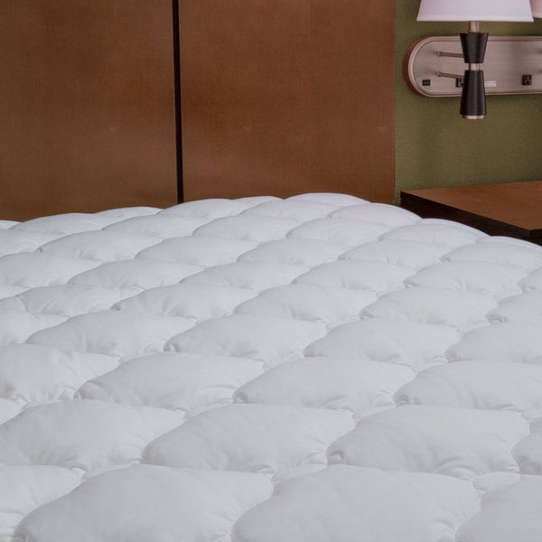 Extra Plush Double Thick Mattress Pad