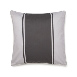 IZOD Beacon Stripe European Square Pillow