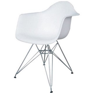 Wireleg Dining Arm Chair Set of Two