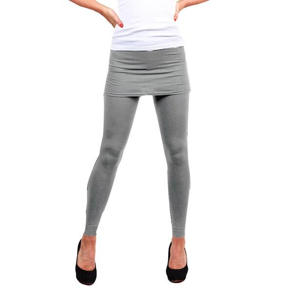 Le Nom Skirt with Leggings