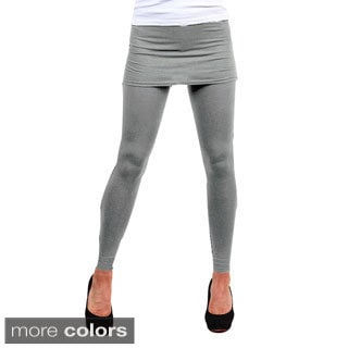 Le Nom Skirt with Leggings