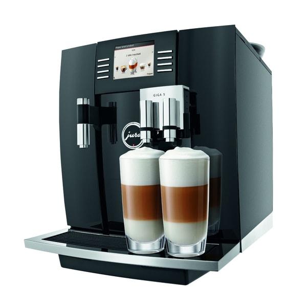 Jura Giga 5 Piano Black Automatic Combination Espresso Center 14931664