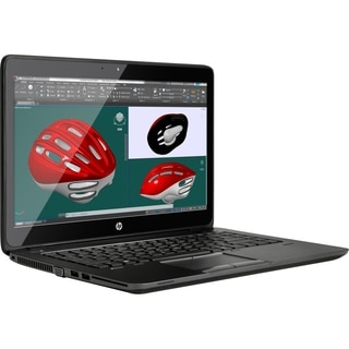 """HP ZBook 14 G2 14"""" LED (In-plane Switching (IPS) Technology) Notebook"""