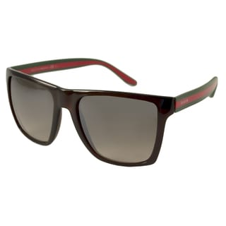 Gucci GG3535S Men's Rectangular Sunglasses