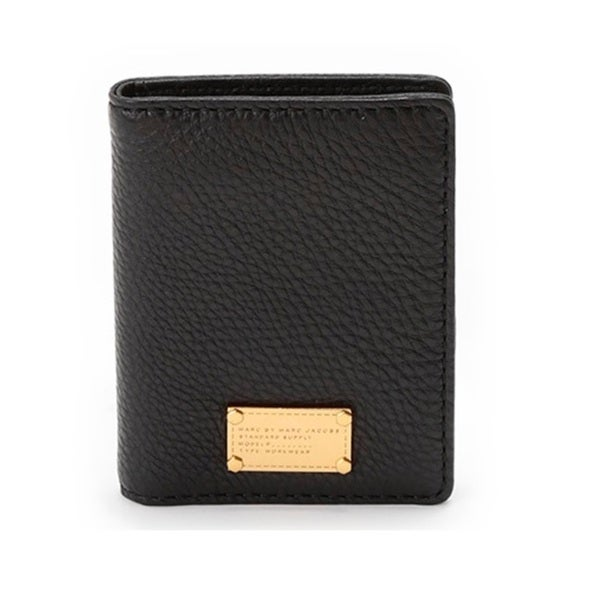 Marc by Marc Jacobs Classic Q Train Pass Black Case