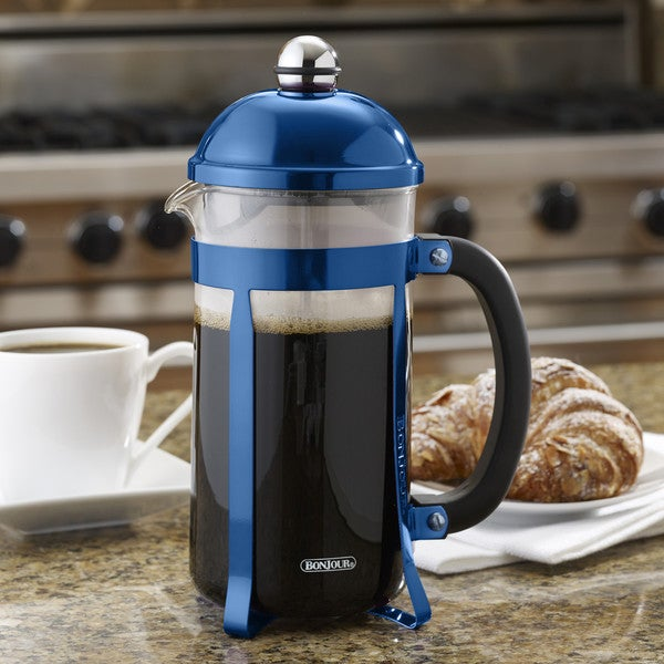 BonJour Coffee 8-Cup Maximus French Press 14937182