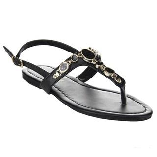 Diviana Women's Moira-10 Sling Back Sandals