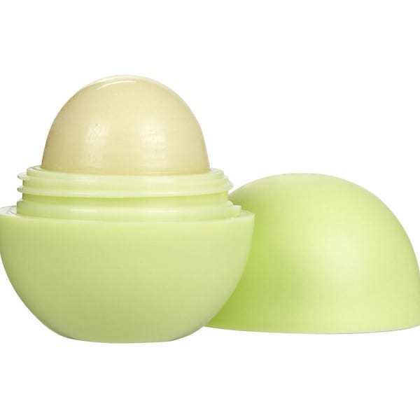 EOS Smooth Sphere Honeysuckle Honeydew Organic Lip Balm