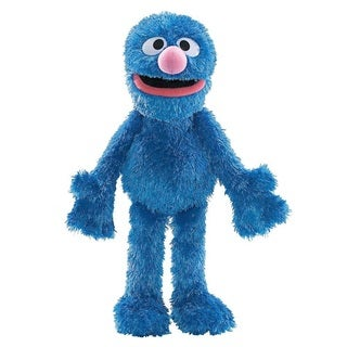 Gund Sesame Street Stuffed Animal Grover