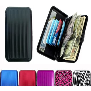 As Seen On TV Large Aluminum Wallet