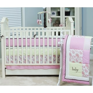 Pam Grace Creations Pam's Paisley 10-piece Crib Bedding Set