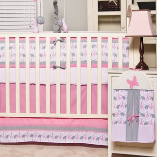 Pam Grace Creations Sassy Safari 10-piece Crib Bedding Set