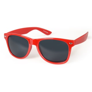 Journee Collection Unisex Plastic Fashion Sunglasses