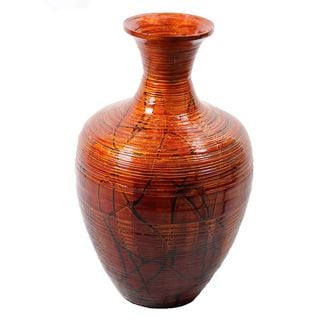 Essential Lacquer Bamboo Vase
