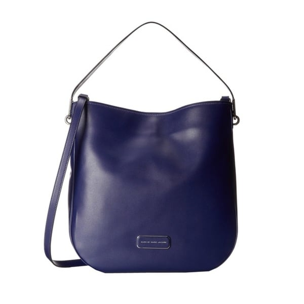 Marc By Marc Jacobs Ligero Blue Hobo Bag