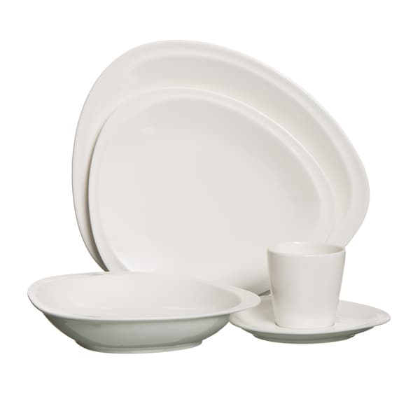 Carmona Breaking Dawn 20-piece Dinnerware Set