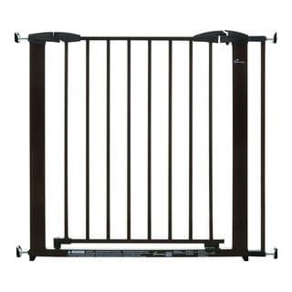 Kidco Auto Close Black Hearth Gate 16211973 Overstock
